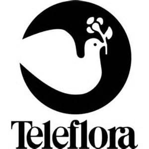 vintage teleflora logo