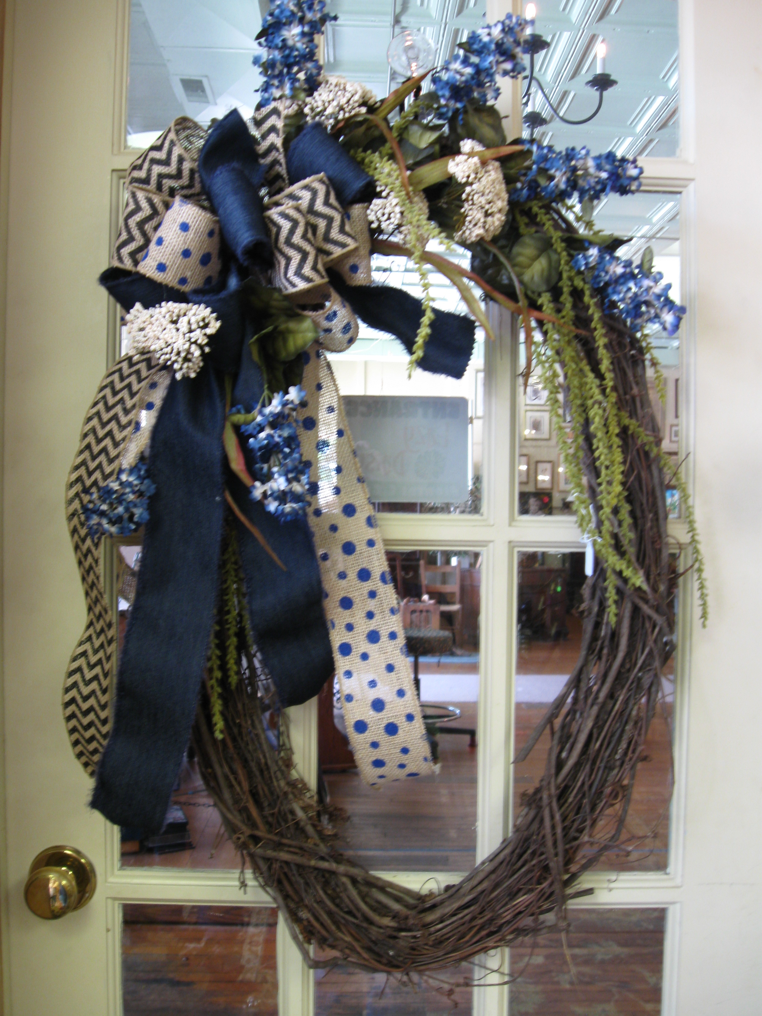 Twiggy Wreaths