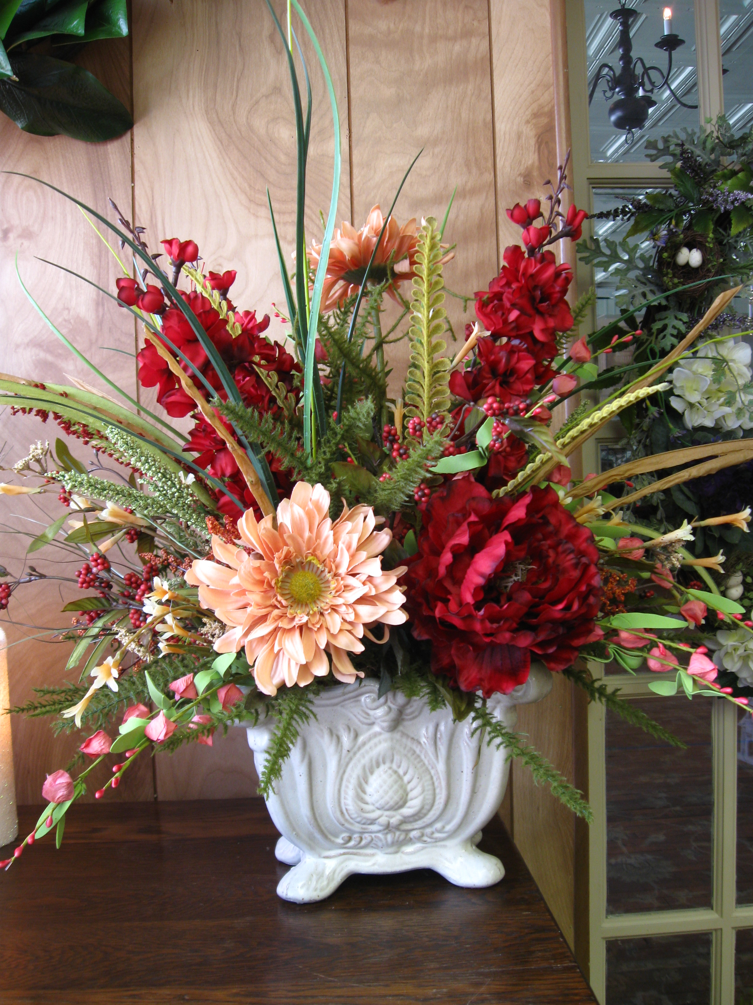 Fall for Fall Arrangements